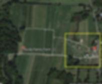 google earth snipet of hurds family farm