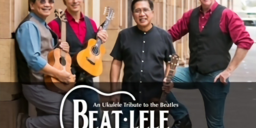 BEAT-LELE's Summer of Soul at The Blue Note Waikiki