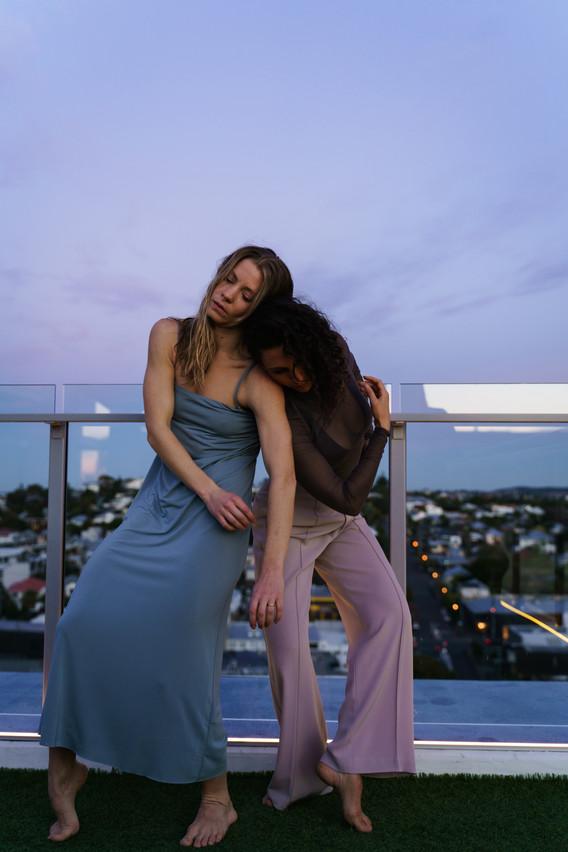Lonii Garnons-Williams & Marlo Benjamin