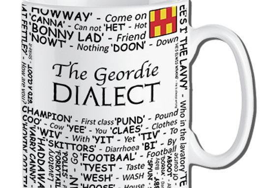 Geordie: Dialect Mug Pack of 6