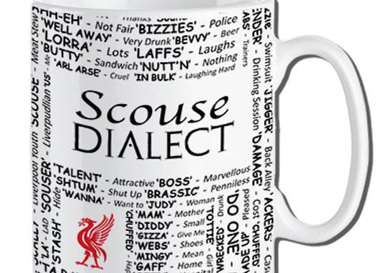 Scouse: Dialect Mug Pack of 6
