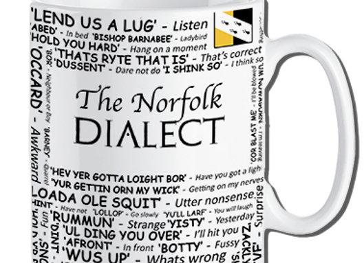 Norfolk: Dialect Mug Pack of 6