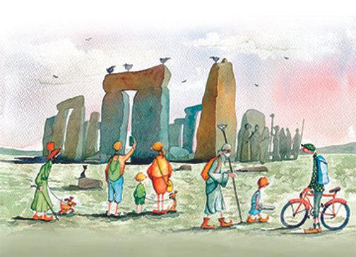 004744 Stonehenge