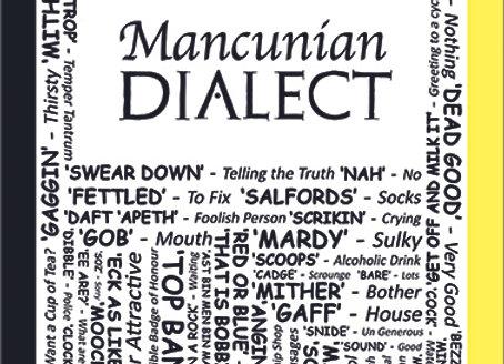 Mancunian: Dialect Tea Towel Pack of 12