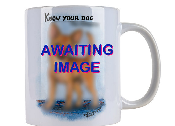 Pug - 11oz Mug - Know Your Dog - Pack of 6