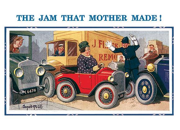 Jam - Donald McGill - Postcards Pack of 48