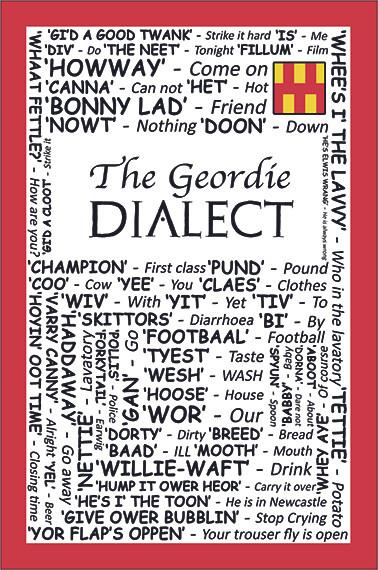 004942 Geordie dialect