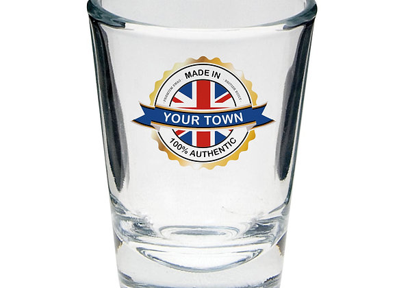Authentic Shot Glass - Pack of 24