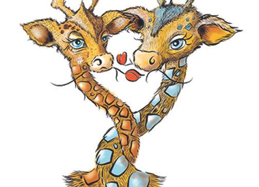 004637 Giraffes