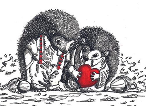 004703 BP3 Hedgehogs