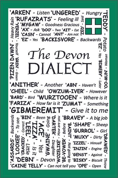 004908 Devon dialect