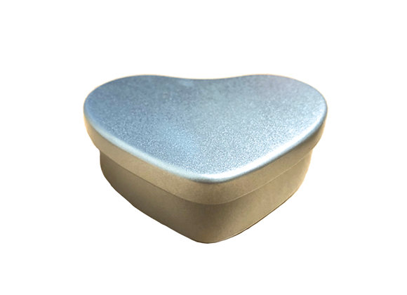 Small Heart Tin - Pack of 24