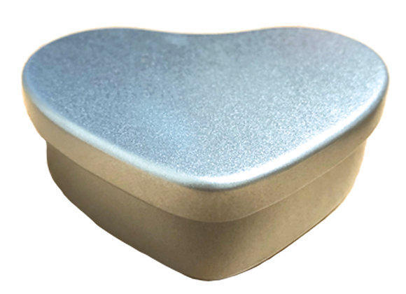 Large Heart Tin - Pack of 24