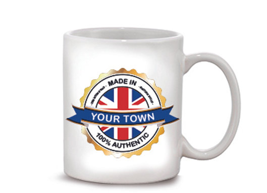Authentic 11oz Durham Mug - Boxed 12