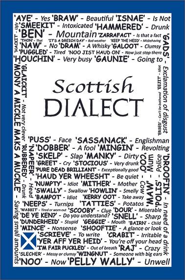 004911 Scottish dialect