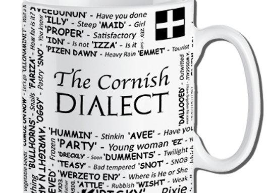 Cornish: Dialect Mug Pack of 6