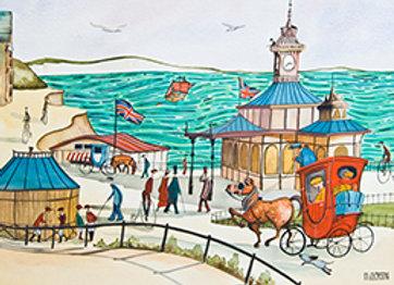 004618 Retro Bournemouth