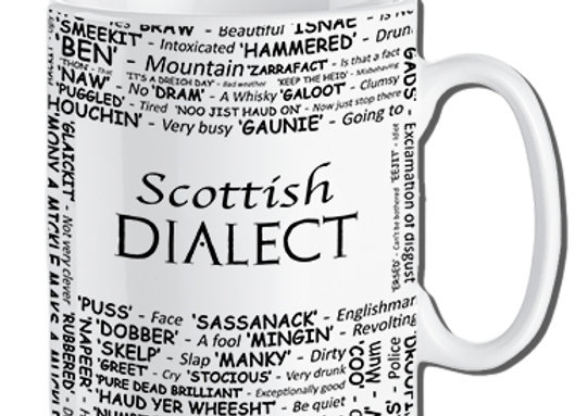 Scottish: Dialect Mug Pack of 6
