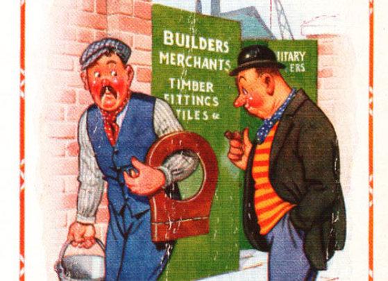 Bill - Donald McGill - Postcards Pack of 48