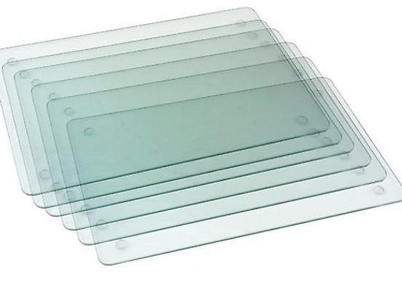 Glass Place Mat - Pack of 6