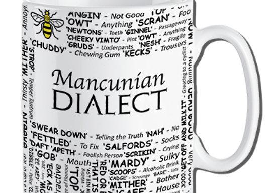 Mancunian: Dialect Mug Pack of 6