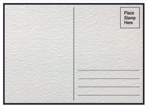 Postcard - Pack of 48