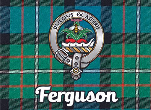 Ferguson: Glass Coaster, Pack of 6