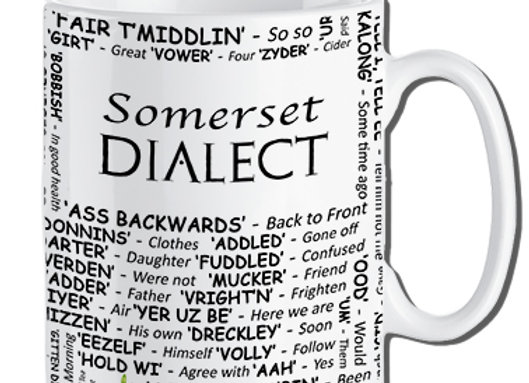 Somerset: Dialect Mug Pack of 6