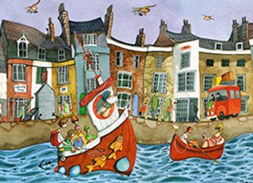 004610 Weymouth Boats