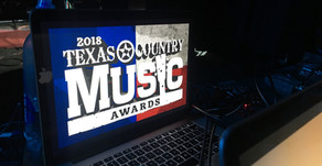 Texas Country Music Awards...