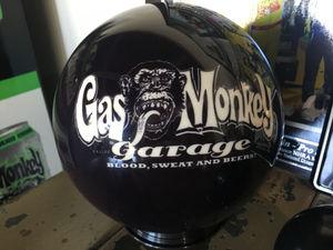 6597ad541b0 Gas Monkey Garage + Pepper Yandell + Red Bull.