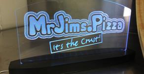 Mr. Jim's Pizza - Fall Campaign