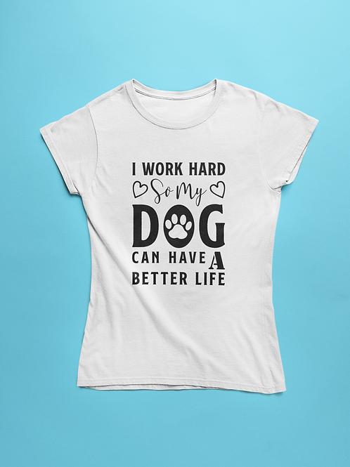 I Work Hard