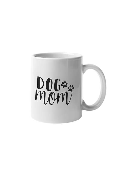 Dog Mom mug