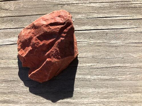 Red Jasper - rough small