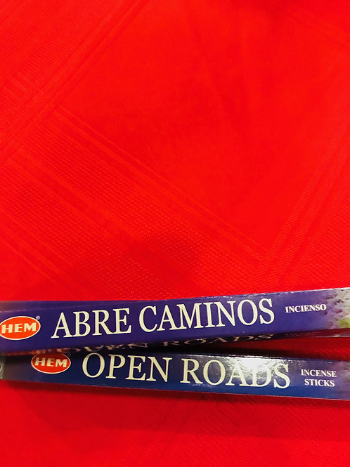 Open Roads Incense