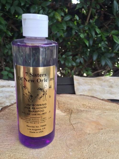 Uncrossing Jinx Removing Shampoo