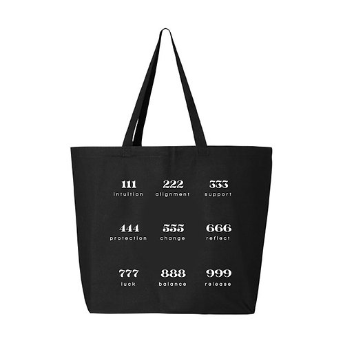 All Angel Numbers Tote