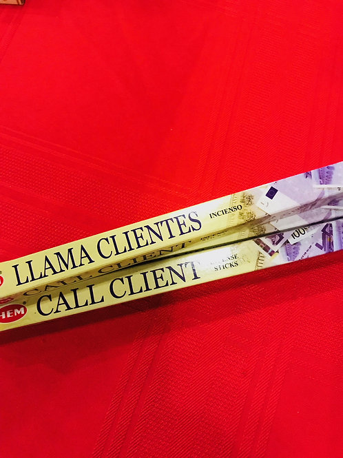 Call Client Incense