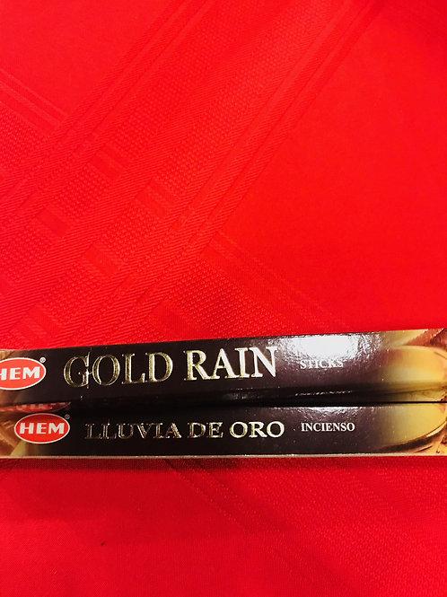 Gold Rain Incense