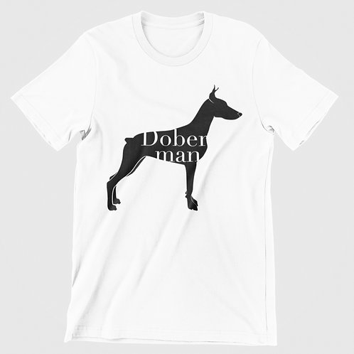 Doberman Men/Unisex T-Shirt