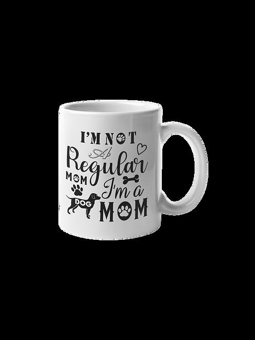 I'm not a Regular Mom mug
