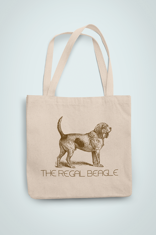 The Reagl Beagle Tote