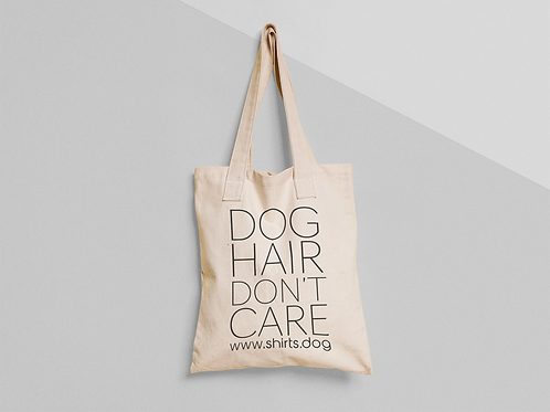 Dog Hair Don't Care Tote