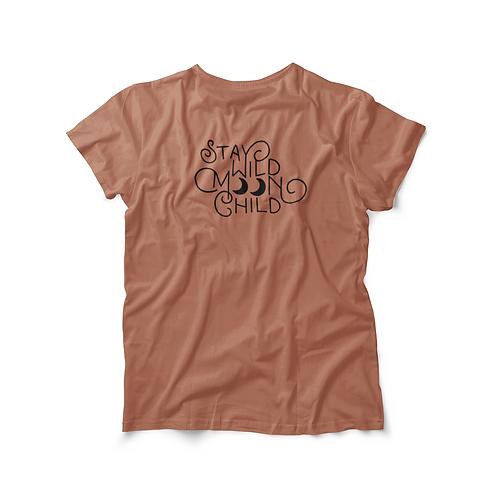 Stay Wild Moon Child Shirt