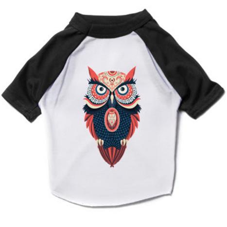Owl Dog Tee