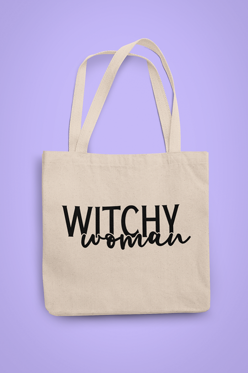Witchy Woman Organic Tote
