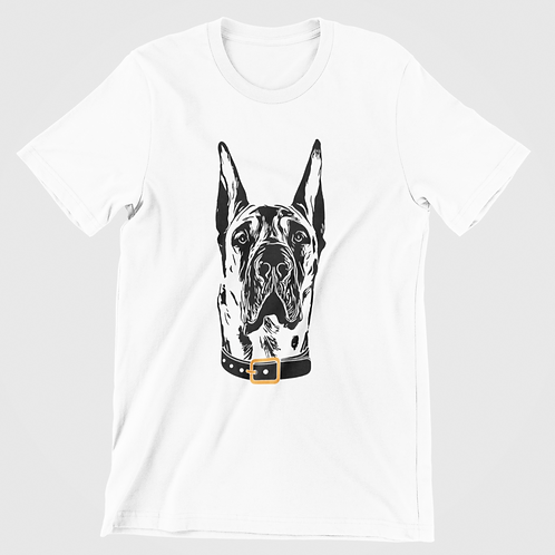 Great Dane Mens/Unisex T-shirt