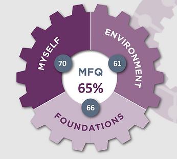 Mental fitness quotient. Cognomie mental fitness. Mental fitness coaching. Karen Felton leadership coach online UK Scotland.