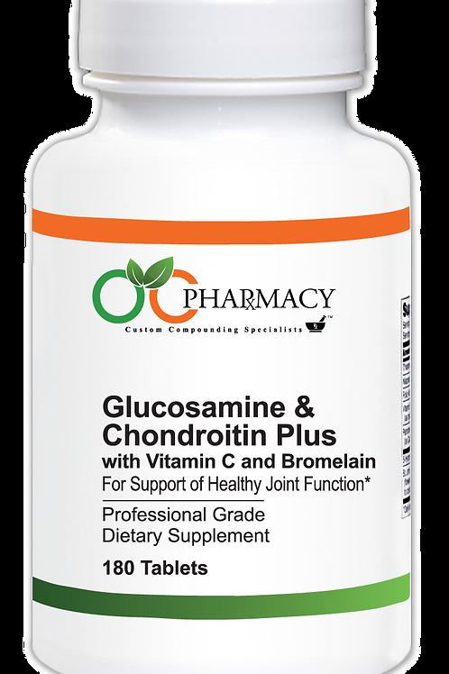 OCP Glucosamine & Chondroitin Plus, 180 ct